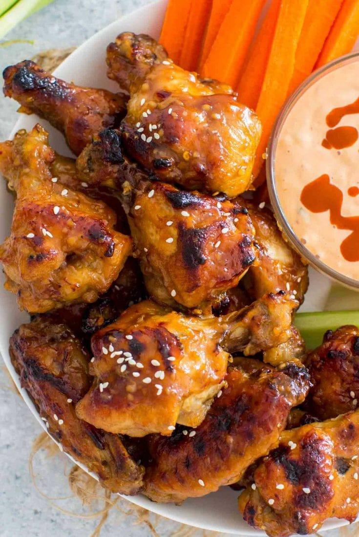 Best Instant Pot Chicken Wings From Fresh or Frozen [Video]