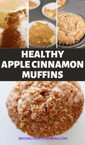 Here is a simple and amazing apple cinnamon muffins recipe that you will make again and again! Perfect for breakfast or a treat anytime. #easybaking #easymuffins #breakfastmuffins