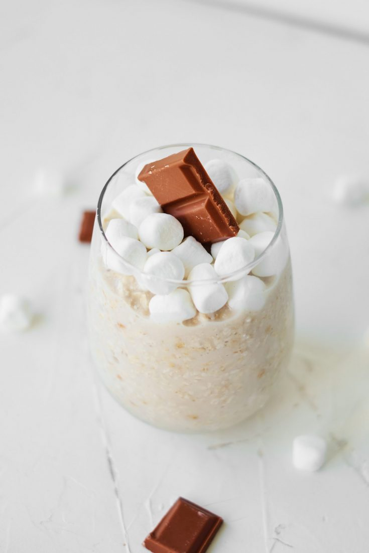 Easy Smores Overnight Oats Recipe