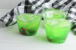 Halloween Mocktail Drink