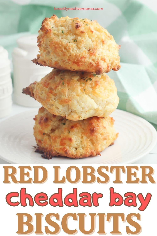 Red Lobster Cheddar Bay Biscuits Copycat Recipe