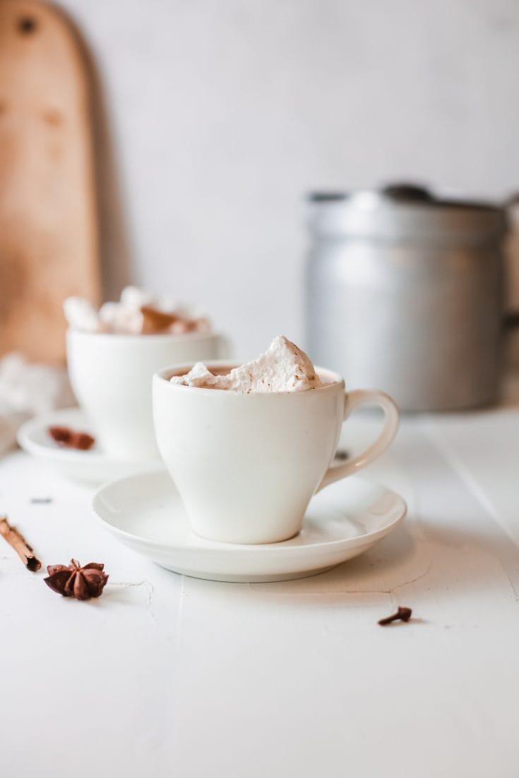 Yummy Chai Hot Chocolate Recipe