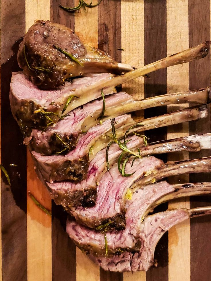 Simple Lamb Tip Recipe