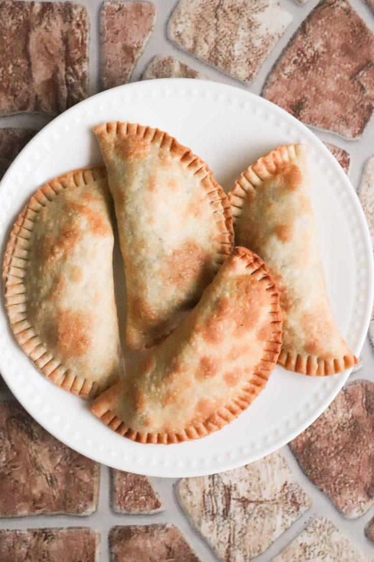 Easy Air Fryer Empanadas