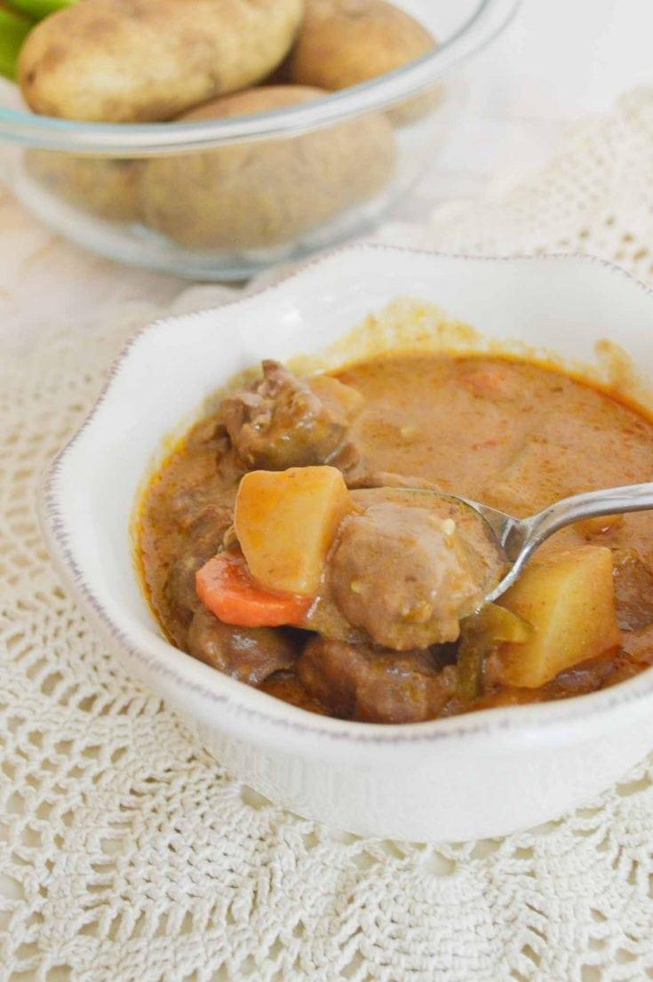 Flavorful Irish Beef Stew