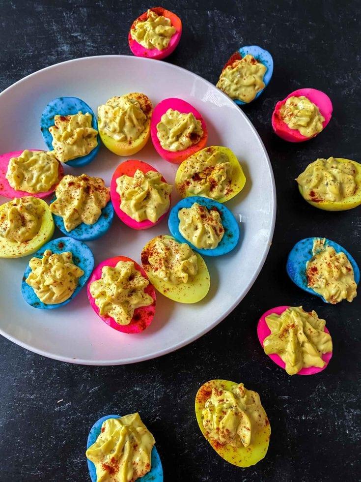 Amazing Perfectly Seasoned Deviled Eggs