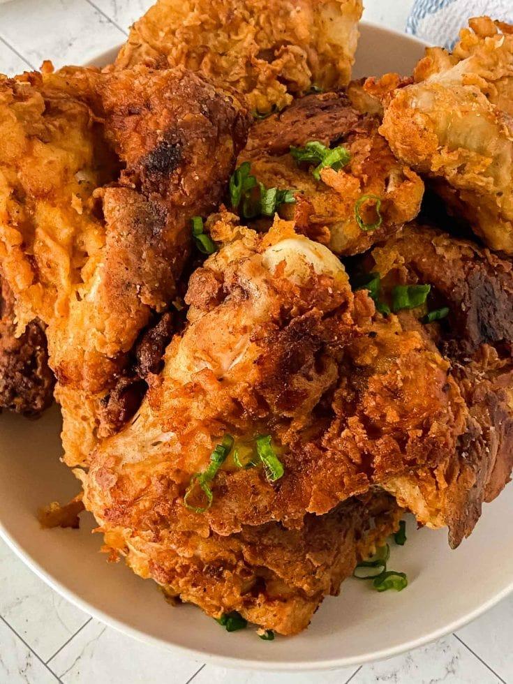 The Best Classic Buttermilk Fried Chicken Recipe