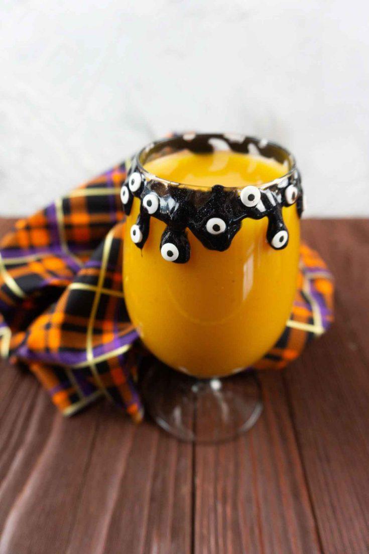 Hocus Pocus Halloween Punch - Easy Halloween Cocktails